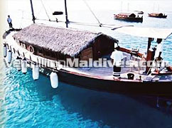 Dhoni Slumber: The floating home for the Maldives Honeymoon Vacations