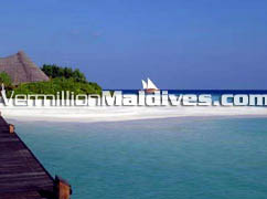 Five Star Maldives Resort Dhoni Island. Formerly named as Dhoni MIghili Resort