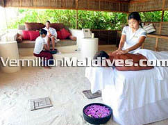 Book an Open Air Spa treatment with a Maldives travel agent & get special discount