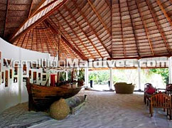 Main Lobby: The Ari Atoll Maldives Hotels Dhoni Island