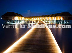 Great Water Villa Resort in Maldives - DIVA Maldives Resort Hotel