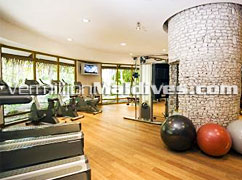 Gym - DIVA Maldives – Health conscious resort in Maldives