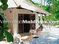 Simple tropical 3 star resort hotel for your dream Maldives Vacation