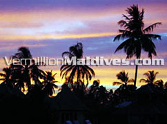 Book your Maldives sunset via a local travel agent operator