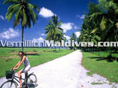 Tour & Explore the Island while holidaying in Maldives