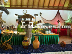 Buffet : Enjoy Fine Cuisines during the Maldives Holidays