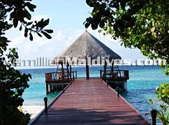 Arrival to Filithey: for a Dream Holiday in Maldives