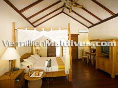 Interior Deluxe Villas: perfect for your Holiday in Maldives