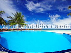 Main Pool : Filitheyo Island Resorts Maldives