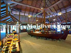 Restaurant: Filitheyo for Fine Cuisines & cheap holiday packages