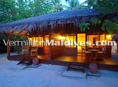 Superior Villas: Filitheyo Island resorts hotel Maldives