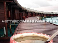 Water Villas : Filitheyo Island Hotel Vacation Maldives
