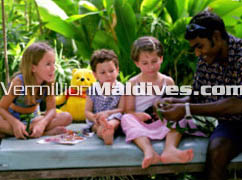 Four Seasons Maldives Family Holidays