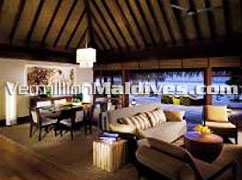 Royal Beach Villa: be it your home Four Seasons Maldives Hotel
