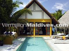 Beach Villa with Pool: Book and Reserve with Best Rates Online