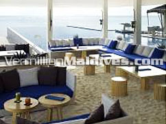 Blu Bar at Four Seasons Resorts Hotels Maldives Vacations