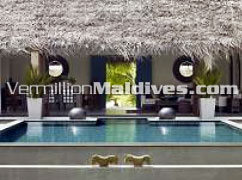 Pool Koimala Land and Ocean Villa:  Luxury Holidays at Maldives Four Seasons