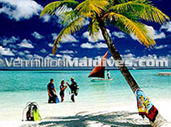 A nice beautiful beach & affordable package deals available at Fun Island