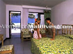 Budget Accommodation at Fun Island Maldives