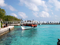 Arrival to Resort Maldives Holiday Hotel Giraavaru Island