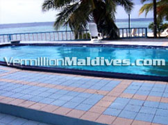 Pool - Giraavaru Maldives Hotels – Island Beach Resort - Best Deal