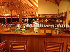 Bar at Helengeli Island Resort – An Affordable Maldives Holiday place