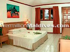 Deluxe Room - Helengeli Maldives Resort & Spa – Island Hotel