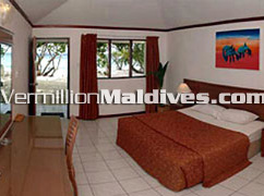 Deluxe Room at Helengeli Hotel Maldives – Book your Maldive Beach Resort