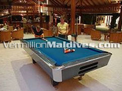 Recreation and fun activities available at this Beach Hotel Helengeli Maldives