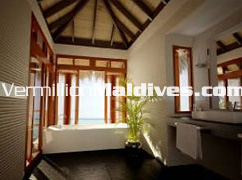 Maldives Hotel Iru-fushi Beach & Spa Resort's Horizon Water Villa