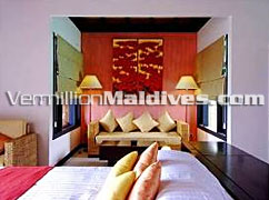 The Luxurious Water Villas of Irufushi Maldives. New Resort from Hilton Hotels
