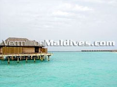 Water Villas & Horizon Water Villas of Irufushi – Hilton Maldives Honeymoon Resort Hotels