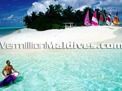 Beautiful Maldives Beach Resort island. Visit and make it happen here