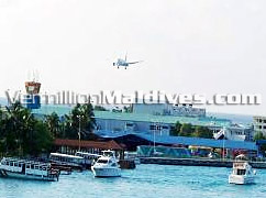 Hulhule Island Hotel - Just a step away from your flights