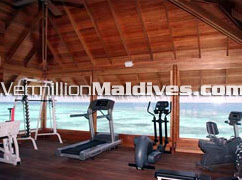 Gym: Huvafenfushi Maldives Holidays & Vacations