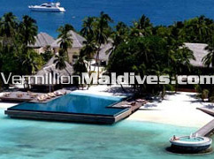 Swimming Pool : Visit Maldives Huvafenfushi & it will be a lifetime memory