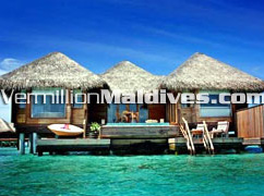 Ocean Pavilion: Private getaway in the exotic Maldives for discounted rates