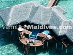Ocean Pavilion at Huvafenfushi: A Luxury Retreat middle of Indian Ocean