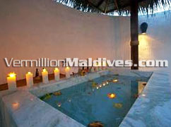 Bathroom of Dhonakulhi Residence – Best Honeymoon Choice in Maldives