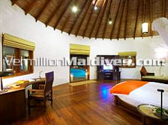 Bedrooms: Hideaway Palace of the Resort hotel – Book & reserve now