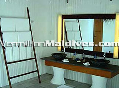 Funa Pavillion - Bathroom - Island Hideaway Maldives Hotels