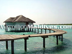 Hideaway Water accommodation for the best Honeymoon Holidays is Maldives