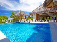 Jasmine Garden Villa: Book you holiday in Maldives and stay in one of these Villas