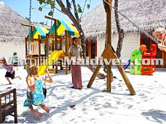 Kids Club of Island Hideaway – Best Maldives Family Resorts