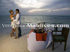 Handhufushi. Symbolic Wedding place and a Honeymoon Retreat