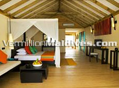 Nice rooms for cheap rates & Special Packages at Handhufushi Maldives