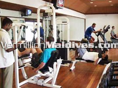 Gym at J Resorts Handhufushi – Be fit & enjoy the Maldives Vacations