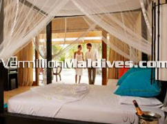Herathera Handhufushi Jacuzzi Beach Villa Accommodation