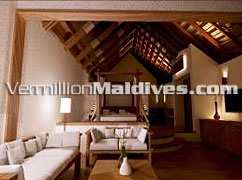 Beach Villa: Luxury accommodations for Maldives Vacations