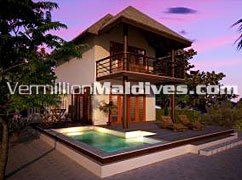 Hotel Kudarah Maldives; Beach Suites are good Value for money